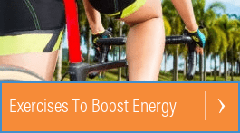 how does exercise improve energy