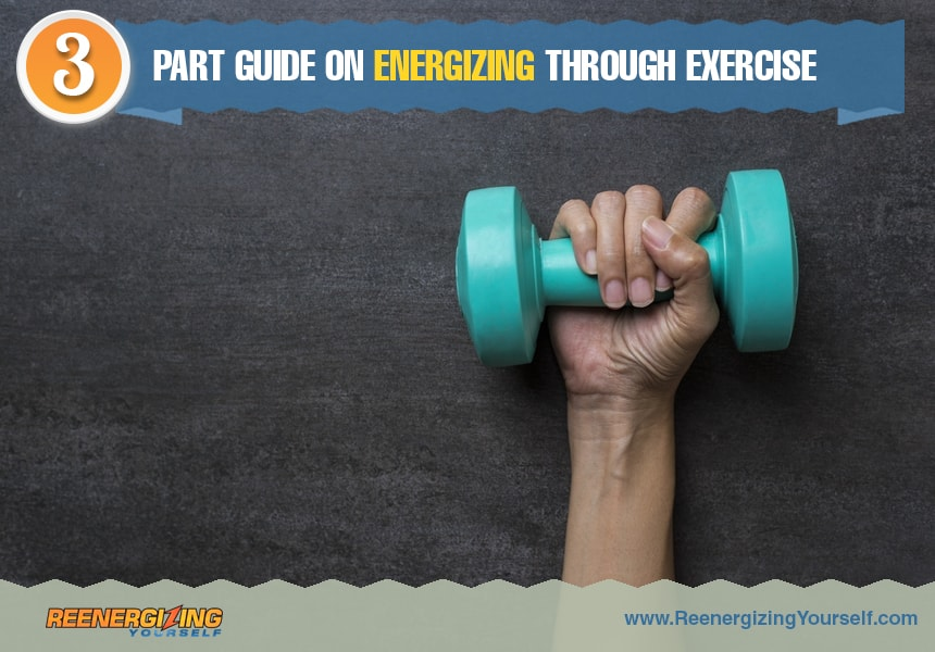 how to get the energy for a workout when you're tired