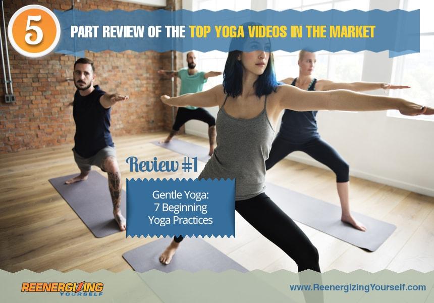 gentle yoga videos